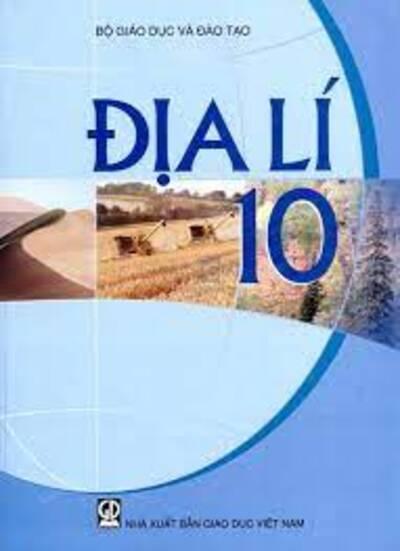 Địa 10: bài 9 ( tuần: 11/10 - 23/10)